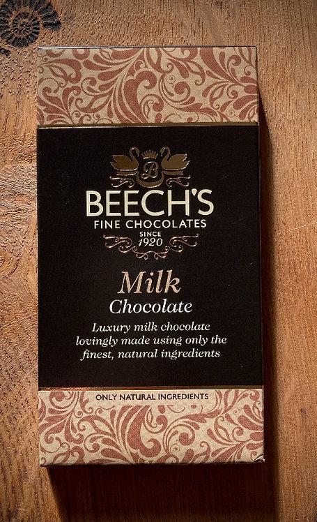 Luxury Milk Chocolate Bar 60g. Buy 5 get one Free!