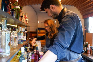 Mobile bar hire cheshire