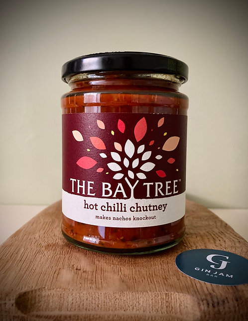Hot Chilli Chutney, Are You Brave Enough? 290g & Suitable for vegetarians.