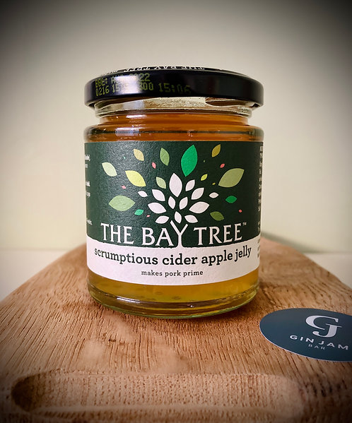 Scrumptious Cider Apple Jelly & Suitable for vegetarians. 200g