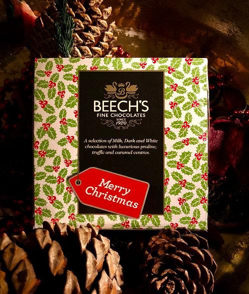 Merry Christmas Chocolates