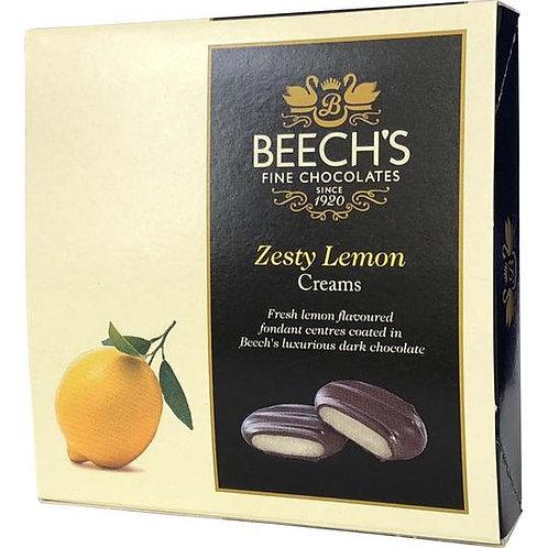 Zesty Lemon Creams