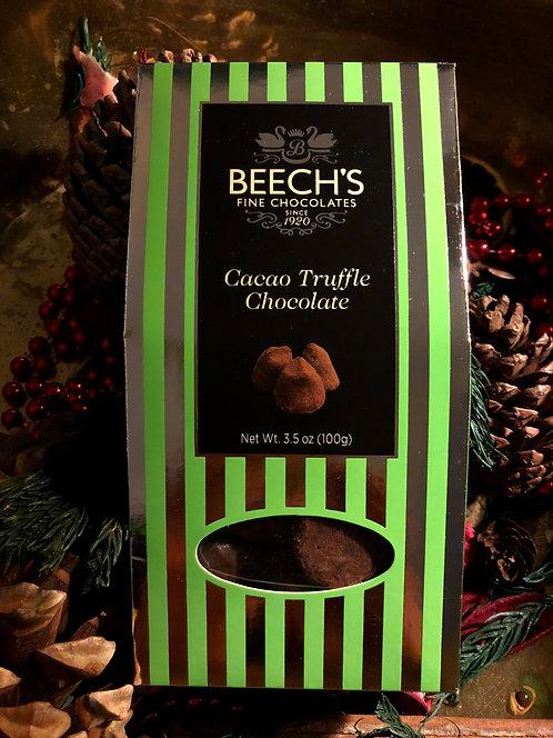 Cacao Truffle Chocolate