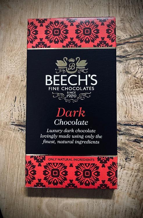 Luxury Dark Chocolate Bar 60g. buy 5 get one Free!