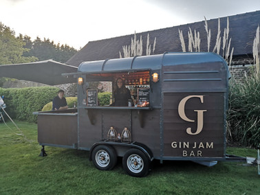 Mobile Gin Bar Hire Shropshire