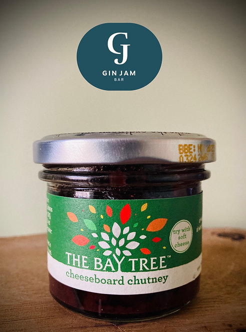 Cheeseboard Chutney, Suitable For vegetarians. 105g