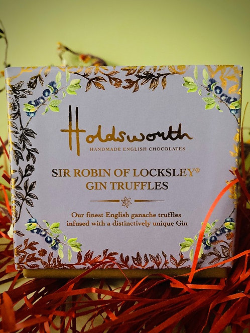 Sir Robin of Locksley Gin Truffles 100g, Our Favourites.