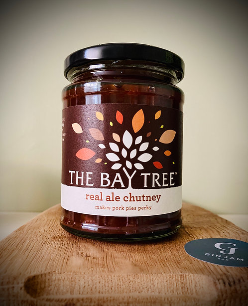 Real Ale Chutney, Perfect For Dad! 320g