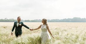 Bruiloft Rick & Lydia