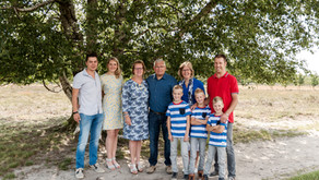 Gezinsshoot / Familieshoot