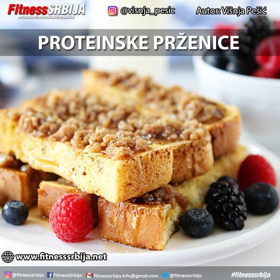 Proteinske prženice