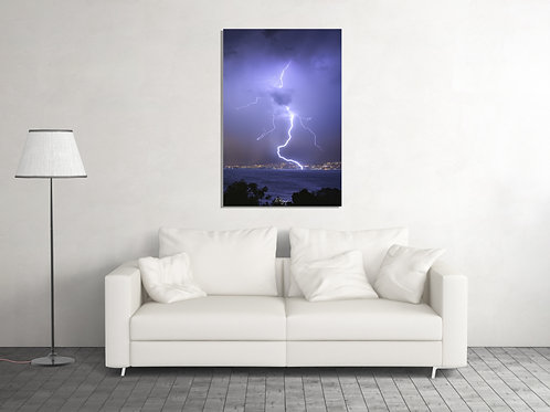 Tirage Thunderstorm