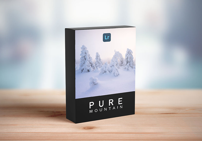 PURE Mountain PRESETS