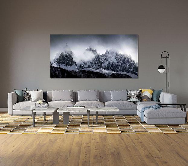Panoramique Aiguilles