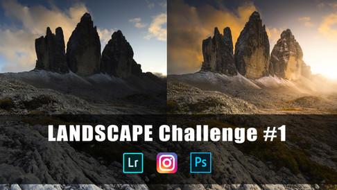 LANDSCAPE Challenge #1