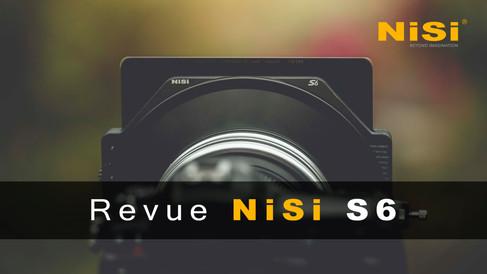 Revue Porte filtre NiSi S6
