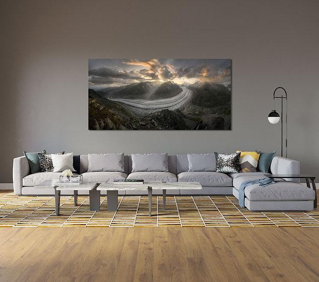 Panoramique Aletsch II