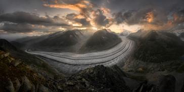 Glacier d'Aletsch