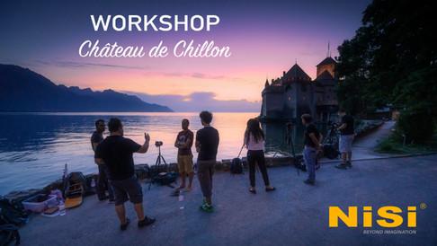 WORKSHOP NiSi Château de Chillon