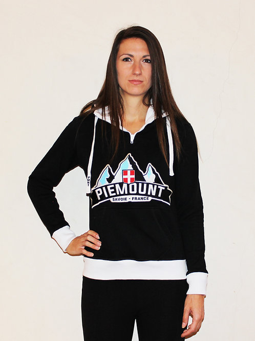 Mountain Hoodie / Black Women