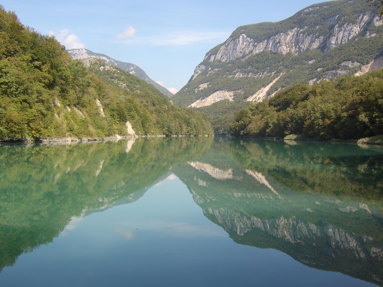 Le Rhône et Le Vuache