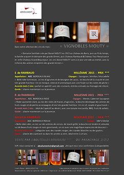 BODEGA YSIOS RIOJA ESPAGNE 2015 absolument vin