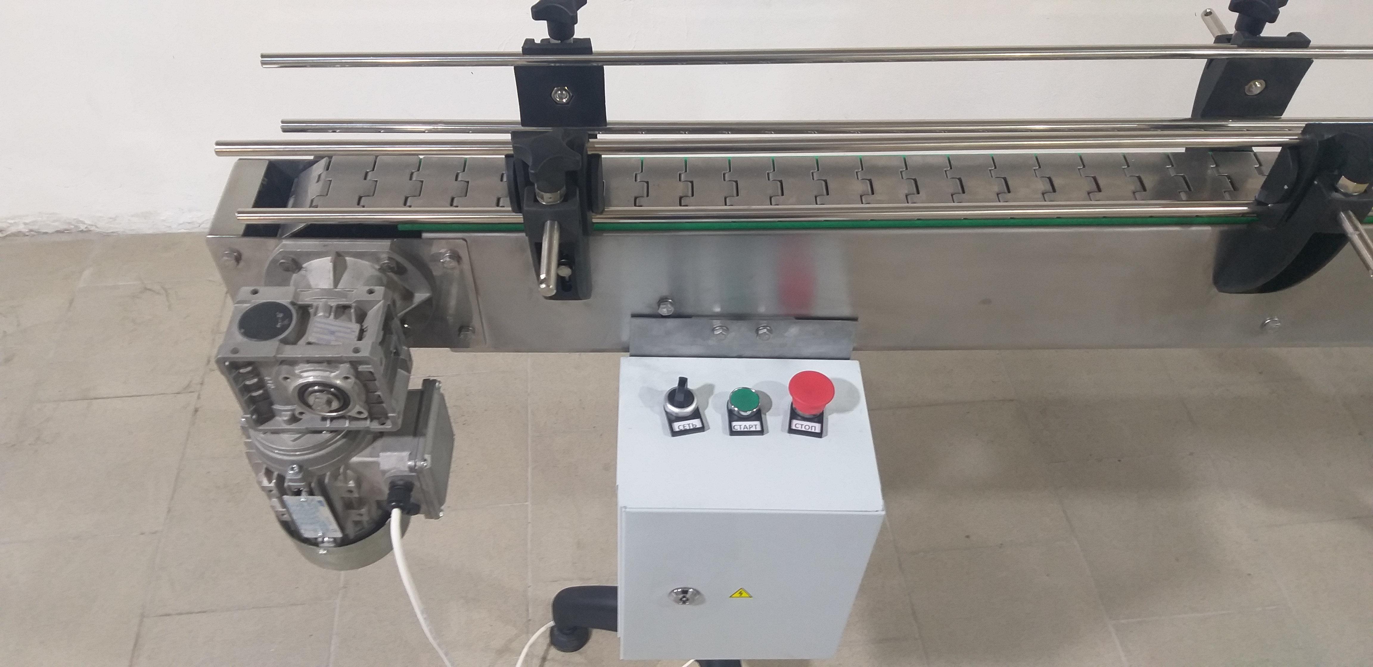 Конвейер для перемещения бутылок привод элеватора кинематическая схема