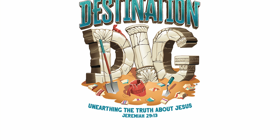 VBS - 2021 - Destination Dig!