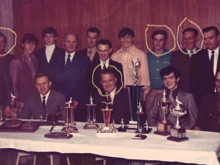 MEMORIES FROM 1971 .BORDEN RPC,MY CLUB FOR MANY YEARS.