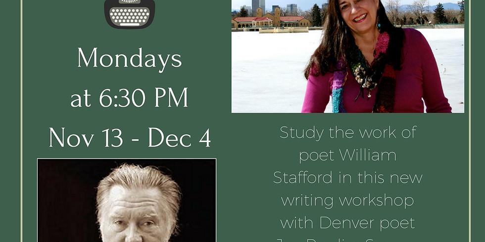 Write Now: BookBar Poetry Workshop