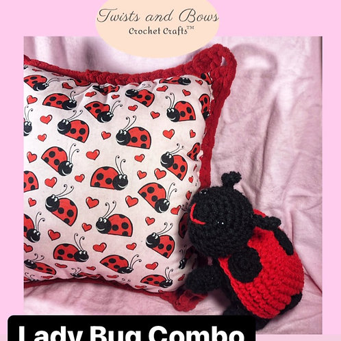 Lady Bug Combo - Available Now
