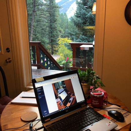 This Writing Life: Don't Quit, Ever