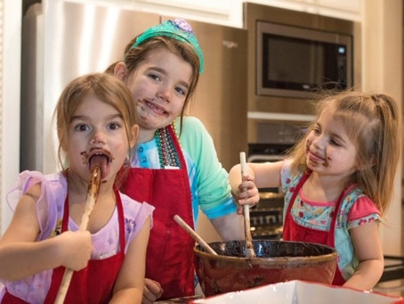 Cookie Power: Celebrating God in the Small Things