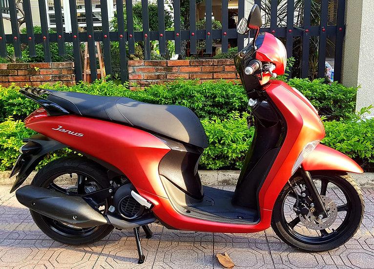 2020 Yamaha Janus 125ccFi Smartkey