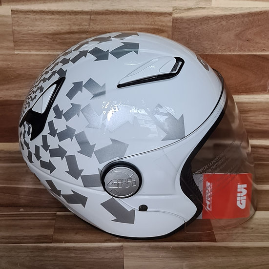Givi Arrow White / Black