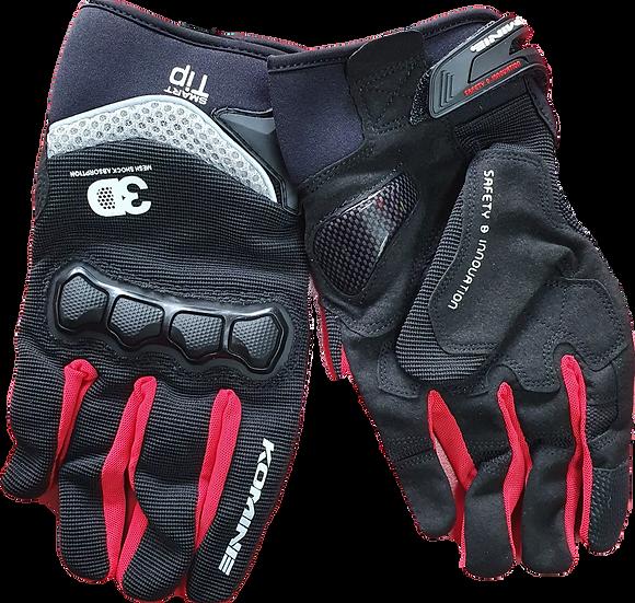 Komine Carbon / Mesh Gloves