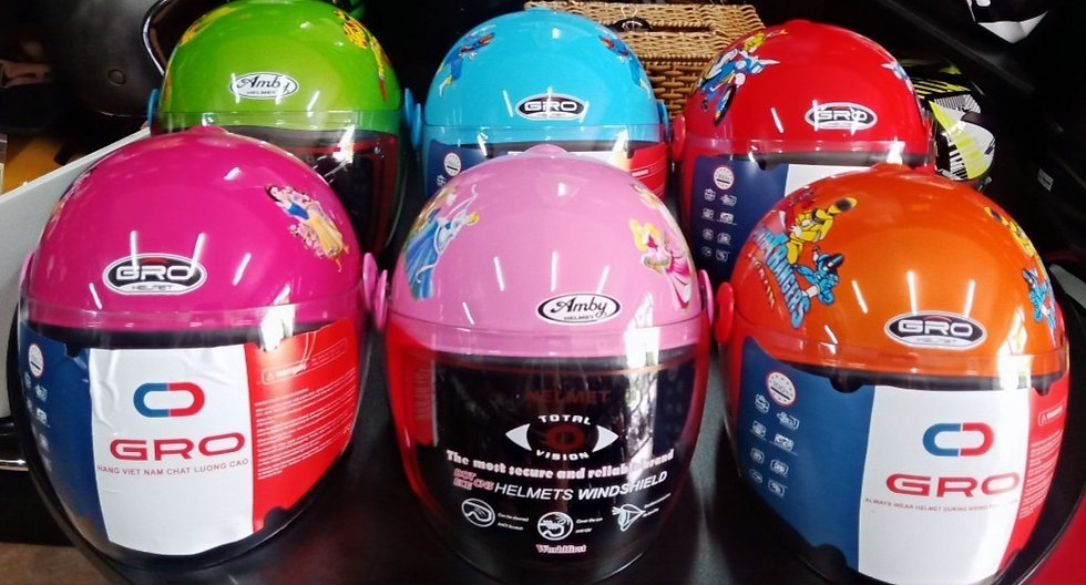 Helmets Kids