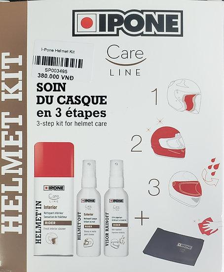 IPONE Helmet Care Giftpack