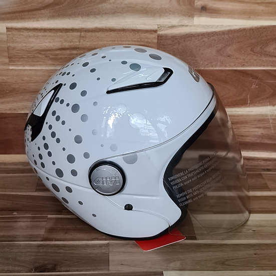 Givi Dot White/Black