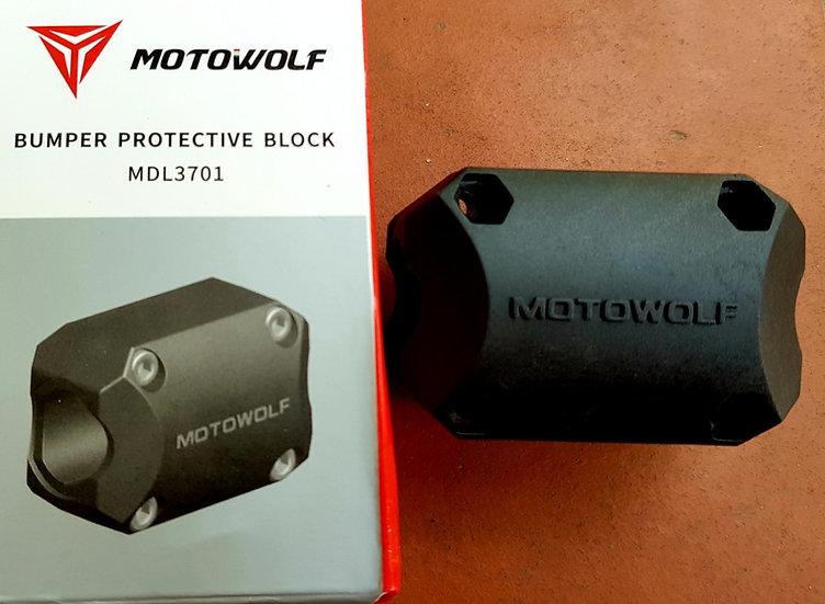 Motowolf Bumper Protective Block