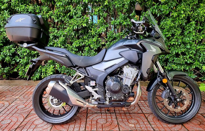 2020 Honda CB 500X