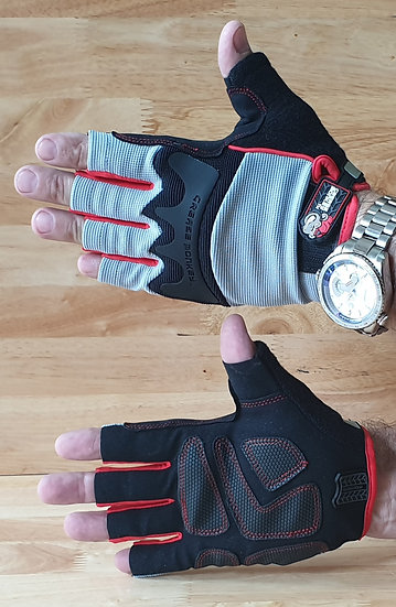 Grease Monkey commute gloves