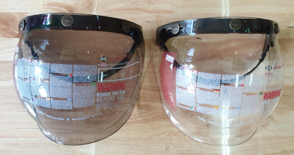 Universal Face Shields