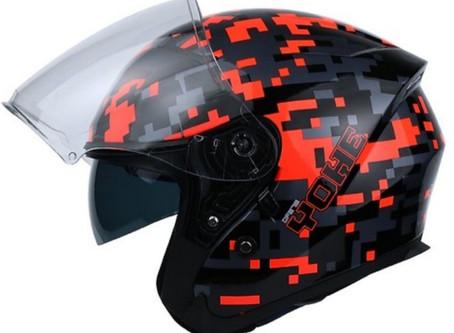 YOHE 878 - Helmet Review