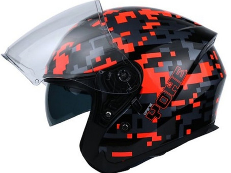 YOHE 878 - Helmet Review