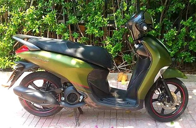 2016 Yamaha Janus 125ccFi Smartkey