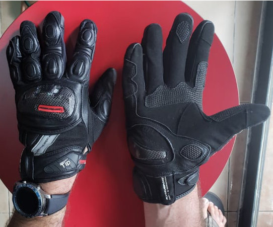 Kominie Leather Gloves GK-160