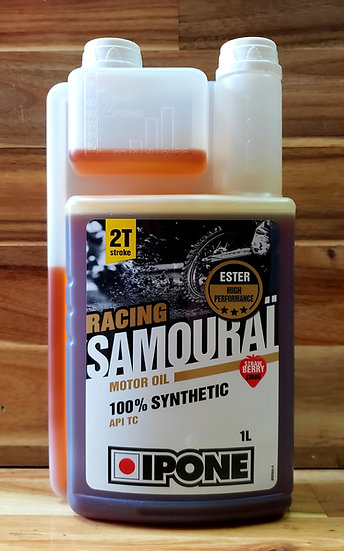 iPhone Samourai 2 Stroke Oil