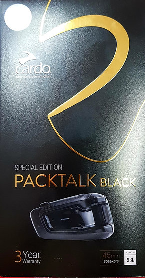 Packtalk Black
