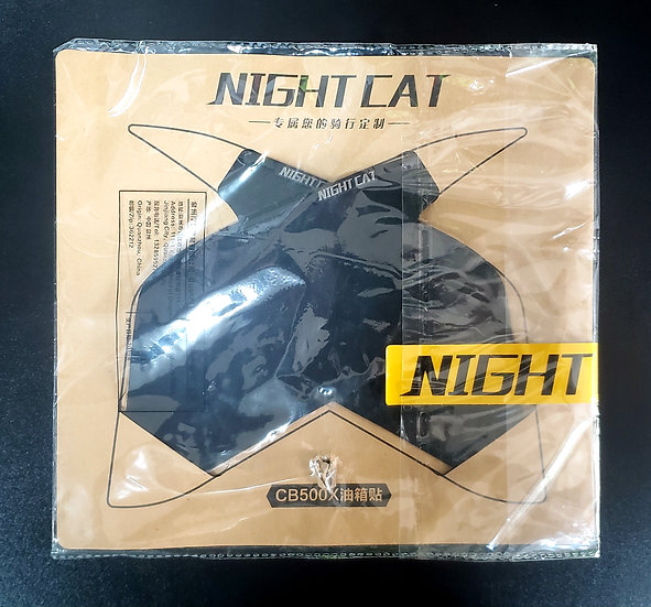 Night Cat Tank Pads